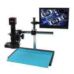 Semi-Automatic KD-13MP-300X-HDMI-Display Microscopes