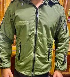 Falco Army 12 Zipper Jacket