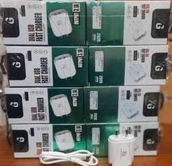 Dual Usb Fast Charger 3.1
