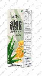 Ssure Aloe Vera Orange Flavor Juice