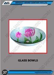 16x16 Inch Glass Bowl