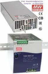 24VDC 40A Meanwell SMPS Power Supply