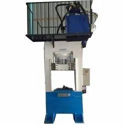 2 Kw Mild Steel Hydraulic Testing Machine
