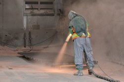 Sand Blasting Works Services