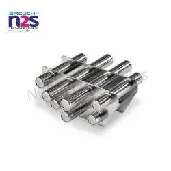 Stainless Steel Hopper Magnet For Hopper Dryer HM-3