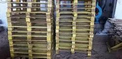 Amazo industries Square Wooden Pallet, For Shipping