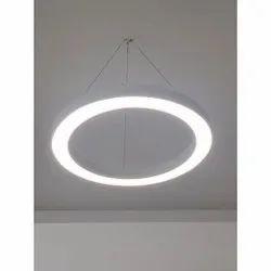 Round Suspended Light