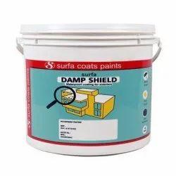 Damp Shield Waterproof Exterior Paint
