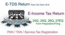 CA E TDS Return Service, in Pan India, Company