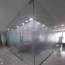 Transparent 12mm Toughened Glass