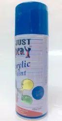 Aerosol Spray Paint Blue - Line Marking Shade - Just Spray