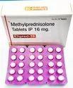Methylprednisolone 16 mg Tablets