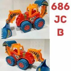 686 JCB Plastic Toy