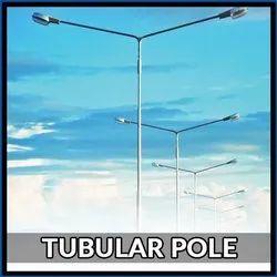 11 Mtr Ms Tubular Pole