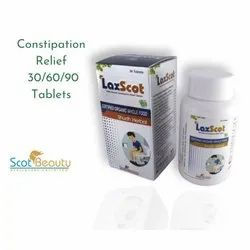 Constipation Relief Tablets