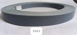 3063 Grey Edge Band Tape