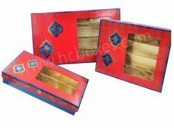 Cardboard Rectangle Wedding Sweet Box