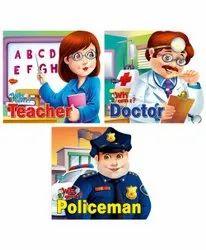 Professions 10 Different Books