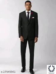 Men's Slim Fit Single Breasted Suit