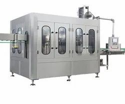 5400 BPH Automatic Corbonated Soft Drink Rinsing, Filling, Capping Machine