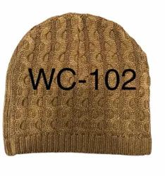VP Oswal WC-102 Men Winter Woolen Cap