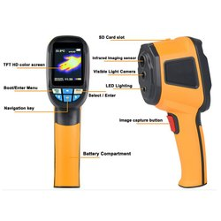 HT-02 Handheld Thermal Imaging Camera Portable IR Thermal Imager