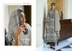 Karachi Prints Wholesaler In Surat Kesar Karachi Noor Lawn Dress Materials