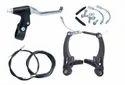 Bicycle V Brake Power Brake Complete Set