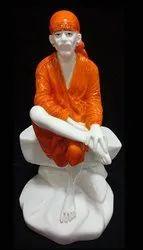 Polyresin Saibaba Statue sai no. 5