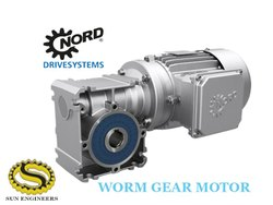Heli Worm Geared Motors