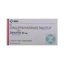 Januvia 25mg Tablets