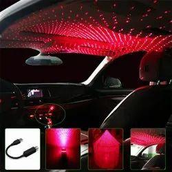 Car Interior USB Decorative Star Lights