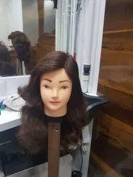Light Brown Human hair Wig