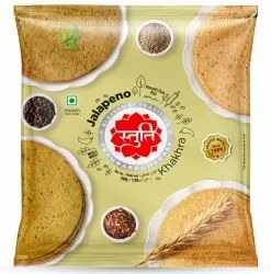 Stuti Jalapeno Khakhra, 5 Months From Packaging Date, Packaging Size: 200g