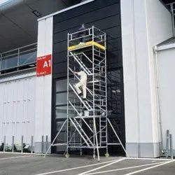 Aluminium Scaffolding Ladder