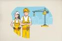 Skilled Factory Contract Labour Supplier Service, Pan India