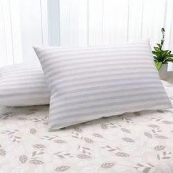 JS家用白色软枕,形状:长方形,尺寸/尺寸:17*27英寸