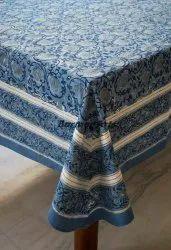 Hand Block Print Table Cloth