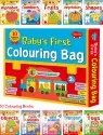 Baby First Colouring Bag & My First Colouring Bag  Set Of 10 Colouring Books Each