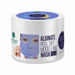 Alginate Peel off Modeling Mask