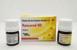 Vitamin D3 Oral Solution 6000 IU