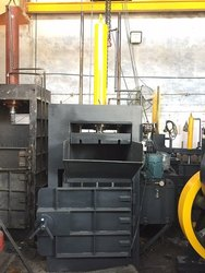 Mini Single Container Baler Machine