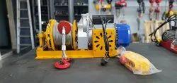 S1 Electric Winch Machine 500 To 1000 Kg