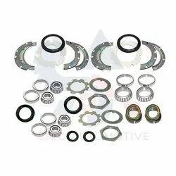 Front Axle Wheel Bearing Knuckle Swivel Hub Kit For Suzuki Samurai SJ410 SJ413 SJ419 Sierra Santana