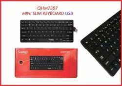 Quantum Wired Keyboard With Chocolate Keys