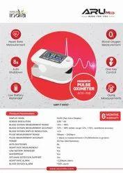 ARU FINGERTIP PULSE OXIMETER AOX-518