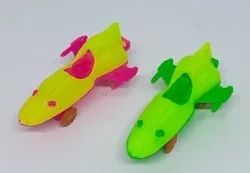 Plastic Fighter Plane Promotional Toys