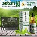 Asbah Tea Tree Treatment Oil For Skin, Hair & Body, Australian Origin