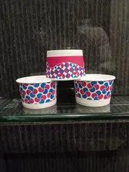 100 Ml Ice Cream Paper Cup