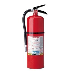 Refilling Of Fire Cylinders